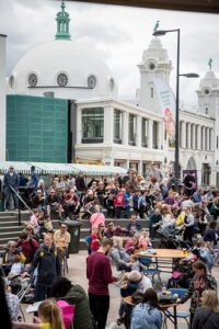 Crowds are expected to flock to the Spanish City Plaza for this summer's Feasts by the Sea