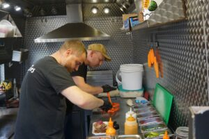Behind the scenes at The Proper Food and Drink Festival
