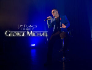 Jay Francis performing at the Feast by the Sea this weekend