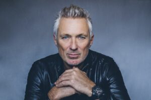 Spandau Ballet superstar Martin Kemp bringing his Back to the 80s disco to Northumberland