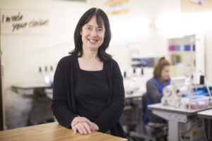 Kate Dawson - founder of The All-in-One Company