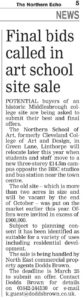 Northern Echo 5 March 2021