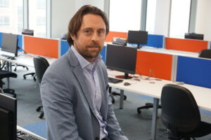 Simon Hunter, Head of UK Operations at Firstsource