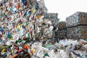 The plant will recycle many plastic materials which, up until now, have been unrecyclable