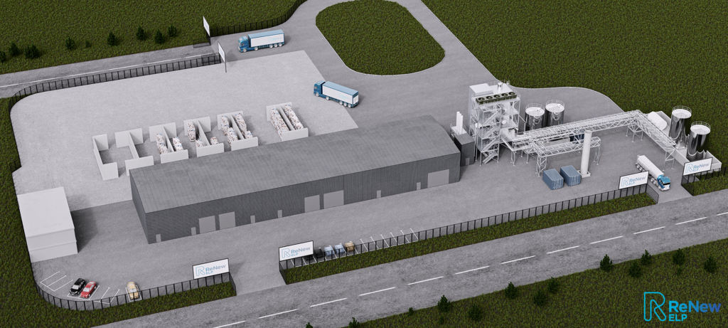 Work will start soon on ReNew ELP's Advanced Recycling Site - a world first